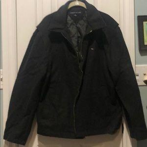 Tommy Hilfiger men's wool jacket